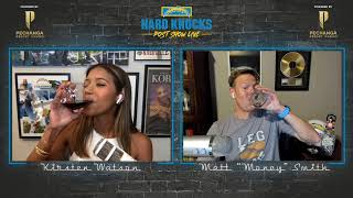 Hard Knocks Episode 1 Post Show ft. NFLN's Kay Adams and HBO's Shannon Furman