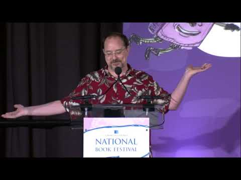 John Scalzi: 2017 National Book Festival