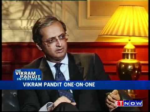 The Vikram Pandit Interview - Part 3
