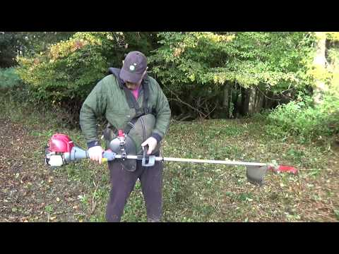 Review - Honda UMK425LE With Oregon Universal Brushcutter Blade