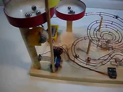 Marble Blocks Modular Marble Machine First Woodwork
