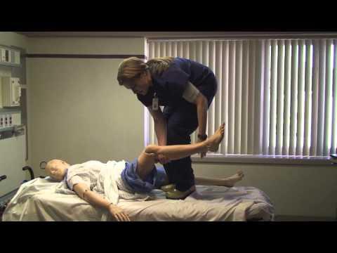 Hip Reduction Trauma, Kelly Barringer, MD