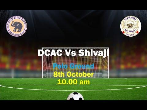 DCAC Vs Shivaji College