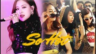 Wonder Girls, GFRIEND, TWICE, BLACKPINK, VIXX - So Hot