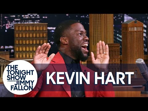 Uptown Angela - Oh No!!!!! Kevin Hart's Embarrassing Tumble!