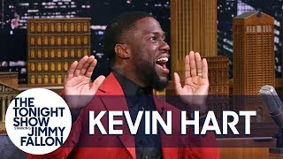 Kevin Hart Took a Nasty Fall Doing His Heel-Toe Hop Dance at a Wedding