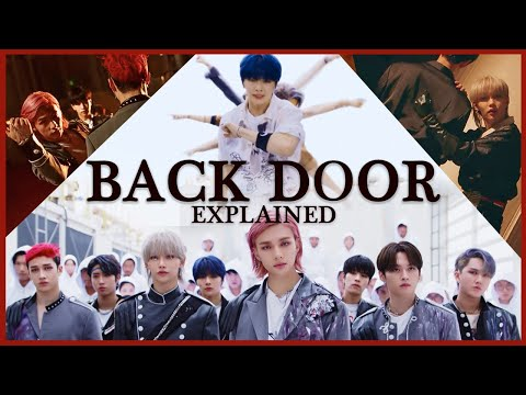 STRAY KIDS BACK DOOR Explained: Connections to the Storyline + Lyrics and MV Breakdown & Analysis