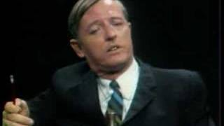 Noam Chomsky vs. William F. Buckley Debate :  Part 1 of 2