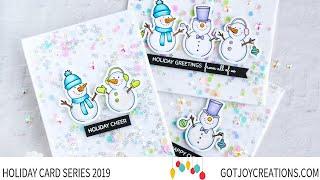 Gambar cover Got Joy Creations Holiday Series 2019 - Guest Designer Ilda