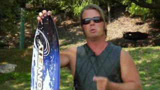 Water Sports : How to Get Up on 1 Water Ski