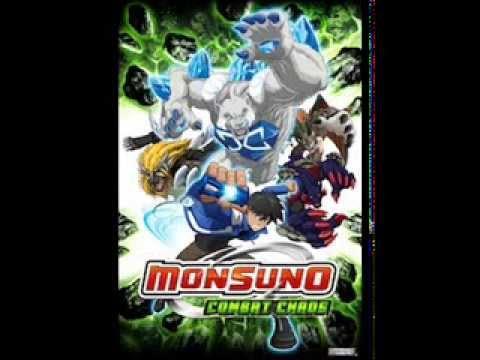 Monsuno Combat Chaos Opening Song