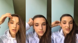 Kendall Vertes | Instagram Live Stream | 14 July 2017