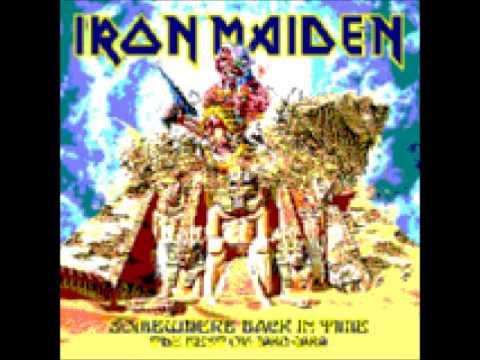8-Bit Iron Maiden - Somewhere Back In Time: The Best Of 1980-1989