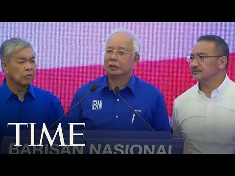 Former Malaysian Prime