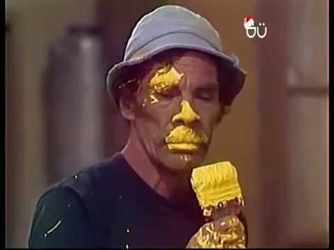 El Chavo del Ocho 8( Cap Caleta 01 ): Pintor de Brocha Gorda - Parte 2( 1976 ) | RETRONOSTALGIA