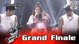 The Voice Teens Philippines Grand Finale: Isabela Vinzon - Despacito