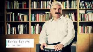 Edwin Bendyk o mechanizmie kapitalizmu | #Piketty