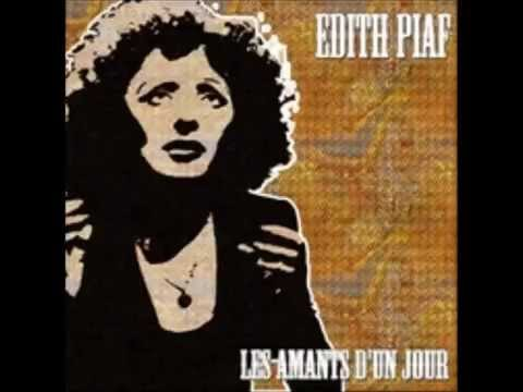 Edith Piaf   Les amants d'un jours (1956) mp3