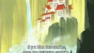 Samurai Jack intro HQ. french sub