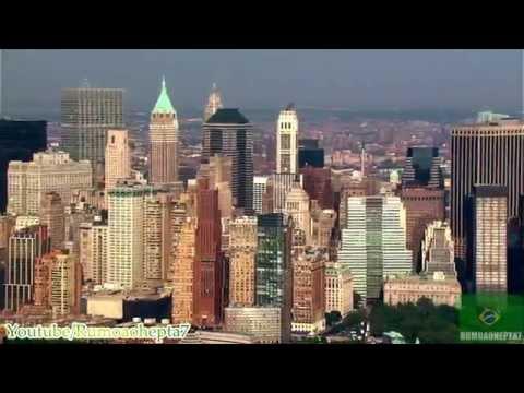 New York City Aerial Video Tour HD - Nova York tour Aéreo HD