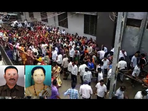 Surat : Husband-Wife Suicide In Limbayat, Dead Body Found From Home