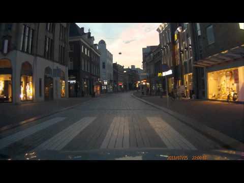 Vacron Full HD Dash Cam Avond Test Opname 2