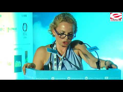 Ulrica Sundberg, Consul General, Consulate General of Sweden at 8th Knowledge Exchange, Goa