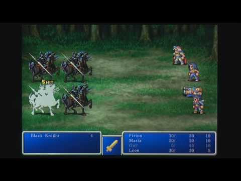 Final Fantasy II iPhone Gameplay Video Review - AppSpy.com