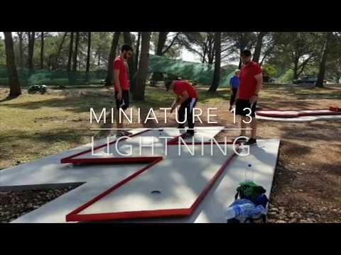 Miniature Lane 13 - Lightning (World Championships 2017)