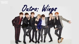 RUS SUB BTS Outro Wings