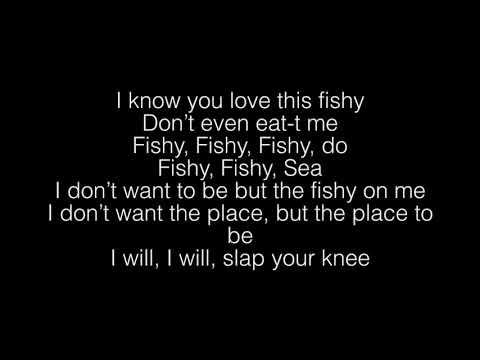Tiko Fishy On Me Lyrics Youtube