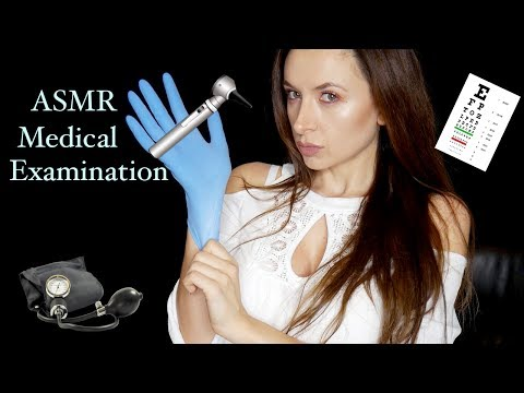 ASMR Doctor Roleplay - Medical Examination