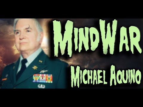 Michael Aquino - Temple Of Set, MindWar, Douglas Dietrich, ET