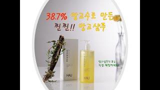 [슬기로운 홈케어] 38.7% 찐망고수로 만든  식물성…