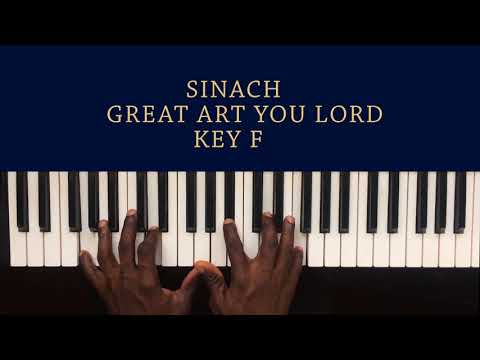 Great Are You Lord Chords By Sinach Worship Chords