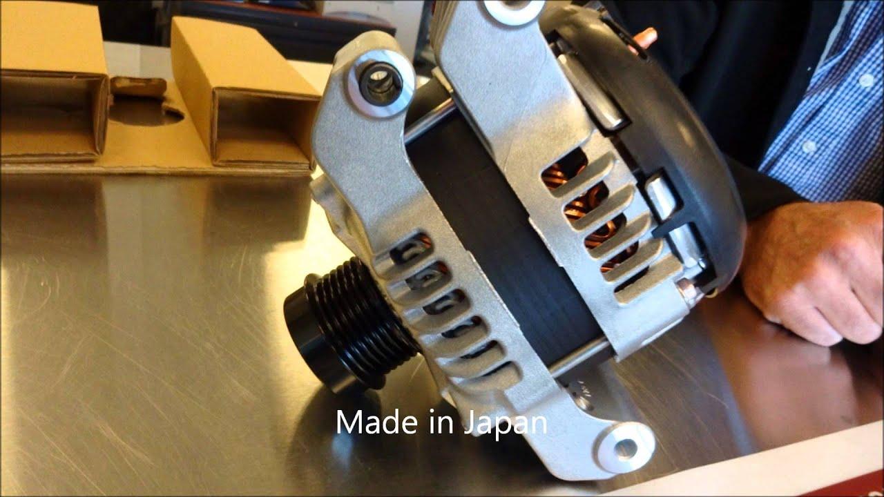 Alternator P60 Recall Denso