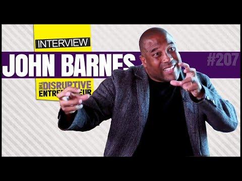 Liverpool FC Legend John Barnes Talks Football, Business and Parenting (TDE #207)