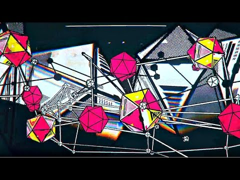 Psychedelic 3D Visuals Psychill Progressive Music Mix NEW 20