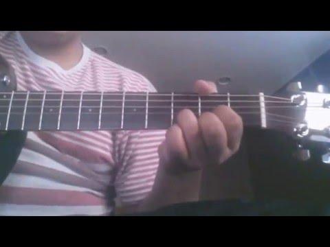 Guitar tutorials-Spirit Break out-William mcdowell