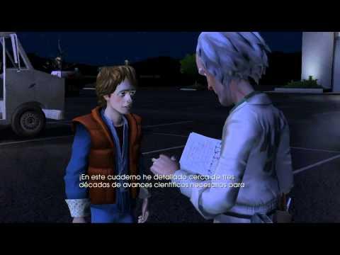 GamerHispano - Regreso al futuro / Volver al futuro [Análisis | Gameplay]