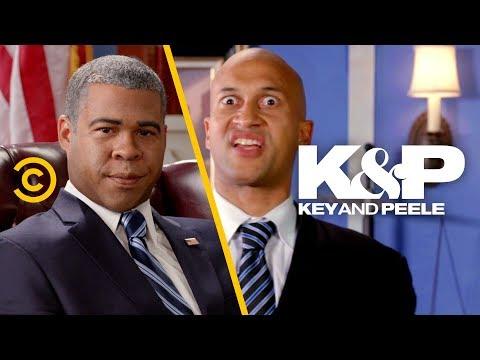 Obama's Anger Translator's Maddest Moments - Key & Peele