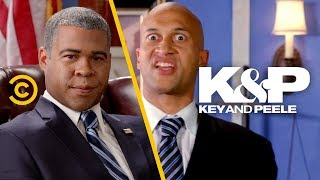Obama's Anger Translator's Maddest Moments - Key & Peele