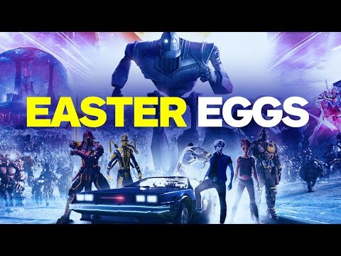 Ready Player One: 138 Easter Eggs and References in the Movie