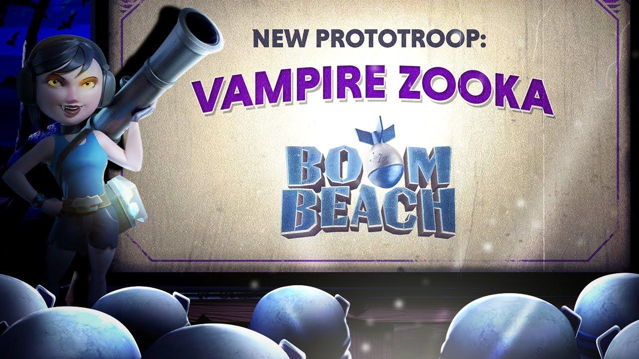 Prototroop: Vampire Zooka