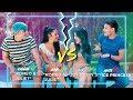boyfriend vs girlfriend challenge | Niki and Gabi take Miami