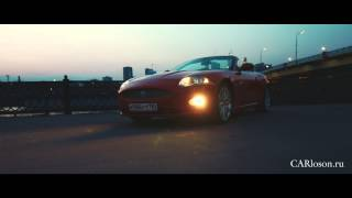 Ягуар на прокат. Аренда кабриолета Jaguar в Москве