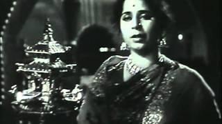 DARD BHARA DIL BHAR BHAR AAYE  -LATA-KHUMAR BARABANKVI -NASHAD (BARADARI 1955)