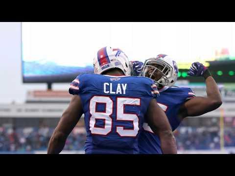 "Charles Clay Fantasy Football Preview via PlayerProfiler's ""World Famous"" Draft Kit"