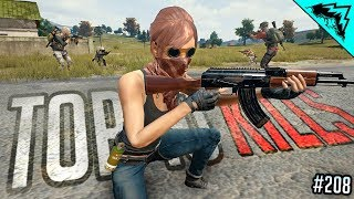 Pubg: luckiest girl alive - top 10 plays battlegrounds of the week - wbcw #209 (pubg top 10 kills)