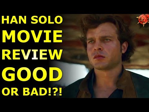 Han Solo Star Wars Movie Review (Spoilers)